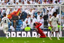 Công cùng thủ yếu, Real gây S.Ố.C nặng khi để thua Levante ngay trên sân nhà