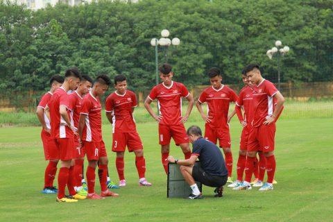 """HLV Hoàng Anh Tuấn: """"Mục tiêu của chúng tôi không phải U20 World Cup mà là phục vụ tương lai của ĐTQG Việt Nam"""""""