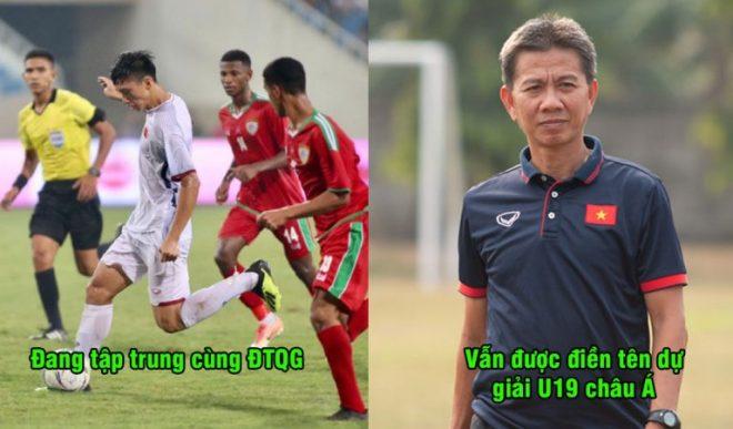 CHÍNH THỨC: Văn Hậu có tên trong danh sách cầu thủ U19 Việt Nam dự giải U19 châu Á