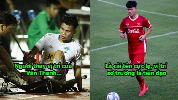 Lộ diện cầu thủ thay thế vị trí của Văn Thanh: Không phải Quế Ngọc Hải mà là cái tên cực lạ