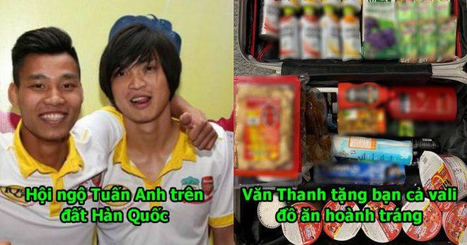 Sang Hàn Quốc điều trị, Văn Thanh mang cả tá lương thực tiếp tế cho Tuấn Anh, mở vali ra thấy 1 thứ khiến tất cả cười bò