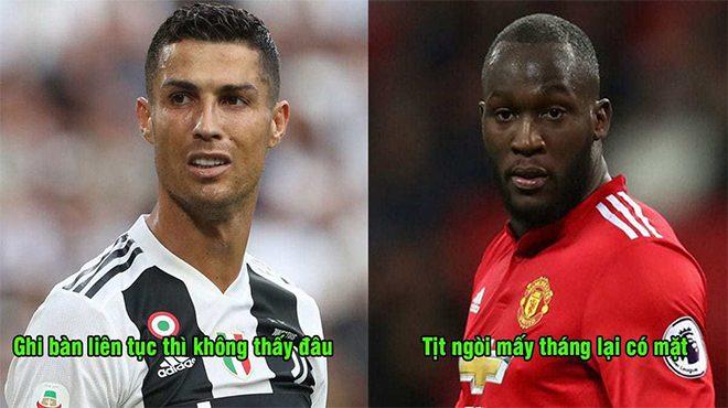 Top 10 cầu thủ đắt giá nhất thế giới 2018: Không còn chỗ cho Ronaldo, tù trưởng Lukaku vẫn góp mặt