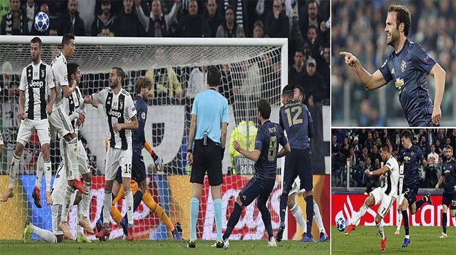 Ronaldo lập công, Juve vẫn ngậm ngùi để MU lội ngược dòng không trước chỉ trong 4 phút đ.i.ê.n rồ
