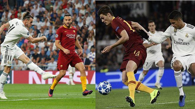"""Bale xóa nhòa hình ảnh Ronaldo, Real """"ăn t.ư.ơ.i n.u.ố.t s.ố.n.g"""" Roma không thương tiếc"""