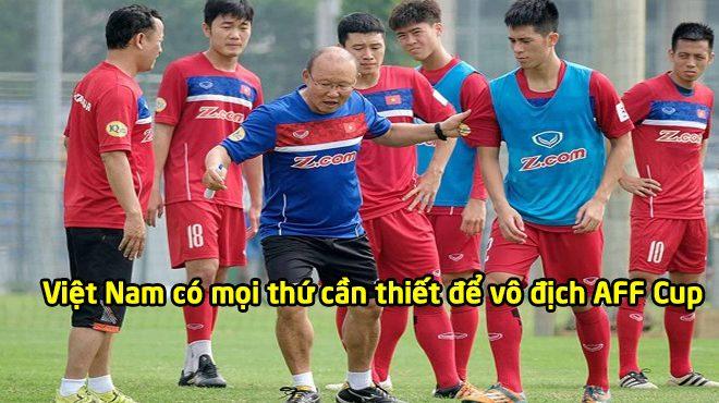 Huyền thoại bóng đá Thái Lan: 'Việt Nam có mọi thứ cần thiết để vô địch AFF Cup'