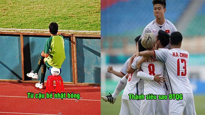 Trang chủ AFF hết lời ca ngợi sao U23 Việt Nam, từ một cậu bé nhặt bóng trở thành cầu thủ đẳng cấp