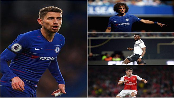 Top 5 ông Vua chuyền bóng của Premier League sau 12 vòng đấu: Ngả mũ trước tân binh Chelsea