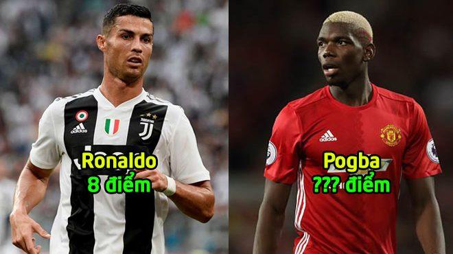 CHẤM ĐIỂM trận Juventus 1-2 Man Utd: Ronaldo vẫn là số 1, MU cần cho cái tên này dự bị ngay!
