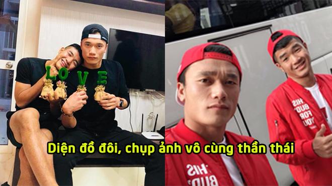 Top 4 cặp bạn thân đáng yêu hết cỡ của đội tuyển Việt Nam, nhìn Tiến Dũng – Đức Chinh mà phát ghen