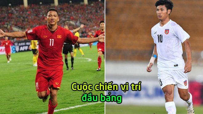 """Được báo châu Á đích thân mách nước, ĐTVN tràn trề cơ hội """"làm gỏi"""" Myanmar ngay trên sân nhà của đối thủ"""