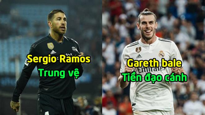 """Đội hình siêu tấn công giúp Real dễ dàng """"làm gỏi"""" Eibar ở trận đấu tới: Tam tấu B-B-A lĩnh xướng nhiệm vụ ghi bàn"""