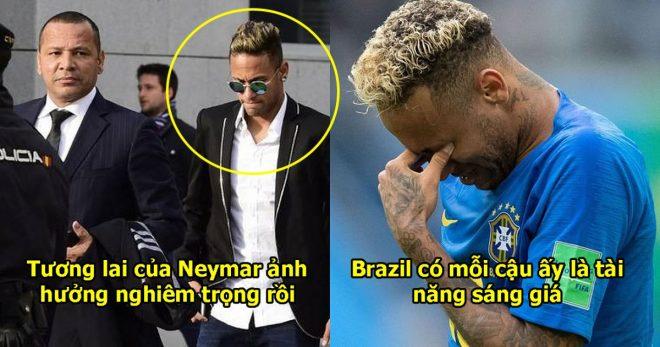 Biến căng: Tòa án TBN mở cuộc điều tra, Neymar có nguy cơ lớn phải ngồi t.ù 6 năm vì phạm tội tày đình này