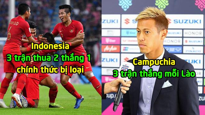 CHÍNH THỨC xác định 4 cái tên chắc chắn bị loại tại AFF Cup 2018: Cú S.Ố.C nặng mang tên nhà Đương kim Á Quân