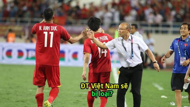 """Kịch bản """"đau tim"""" AFF Cup: Việt Nam 7 điểm sau 3 trận vẫn có nguy cơ bị loại?"""