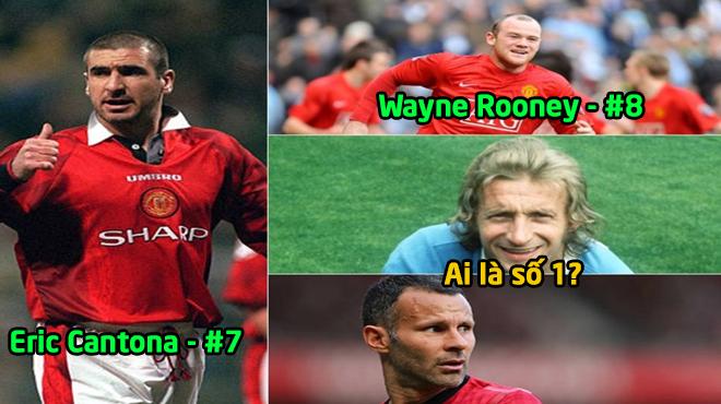 MU công bố top 10 ngôi sao xuất sắc nhất mọi thời đại: Đến Ronaldo hay King Eric cũng không có cửa lọt top 5