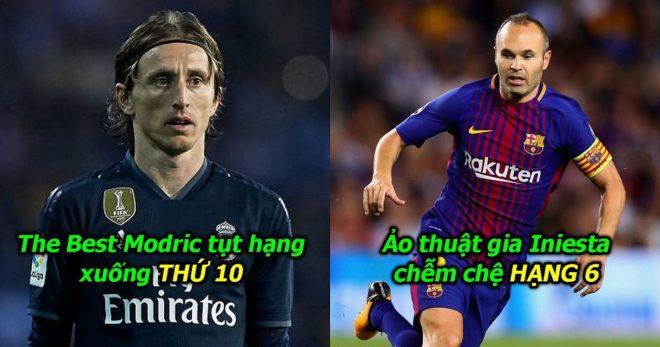 Top 10 tiền vệ trung tâm xuất sắc nhất lịch sử bóng đá: Đỉnh như Xavi, Pirlo cũng phải chào thua siêu nhân này!