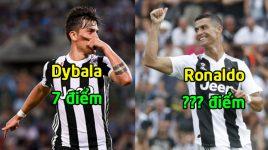 Chấm điểm Juventus sau chiến thắng huy hoàng trước AC Milan: CR7 vẫn là số 1, nhưng còn có 1 cái tên nữa cũng không kém