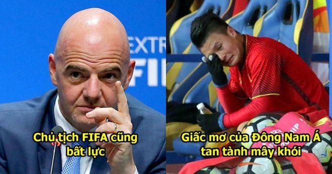 Qatar chính thức chốt số lượng đội tham dự WC 2022, cánh cửa ước mơ của Việt Nam đóng sập thật rồi