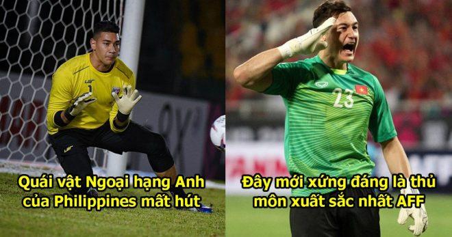 Vòng bảng chưa kết thúc, thủ môn xuất sắc nhất AFF Cup đã lộ diện khiến tất cả NHM Việt Nam tự hào