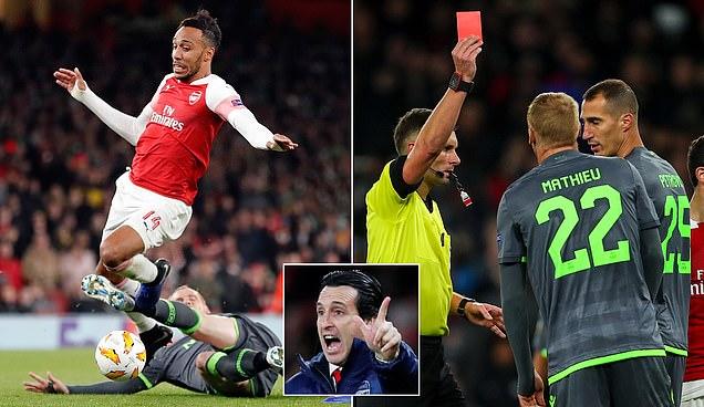 Kết quả Arsenal vs Sporting: Thẻ đỏ cứu nguy, đen đủi và chấn thương
