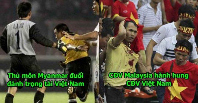Điểm mặt 7 Scandal thô bỉ nhất lịch sử AFF Cup: Cả nước Việt Nam phẫn nộ với những trò bẩn mà Malaysia làm với chúng ta