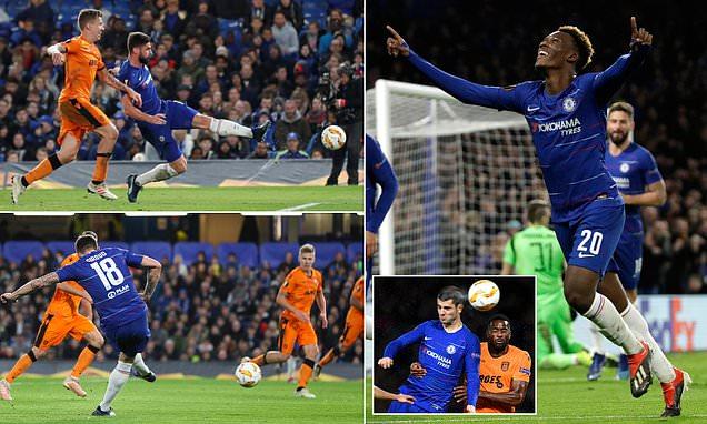 Kết quả Chelsea vs PAOK: Thẻ đỏ siêu tốc và đại tiệc mãn nhãn