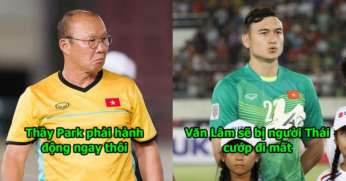 Bất ngờ: Đại gia Thái Lan tung chiêu độc quyết cướp Văn Lâm khỏi tay Việt Nam ngay sau AFF Cup