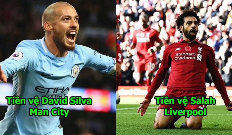 Đội hình tiêu biểu vòng 12 Ngoại hạng Anh: Nhìn Man City áp đảo thế này, ai cản được họ vô địch đây