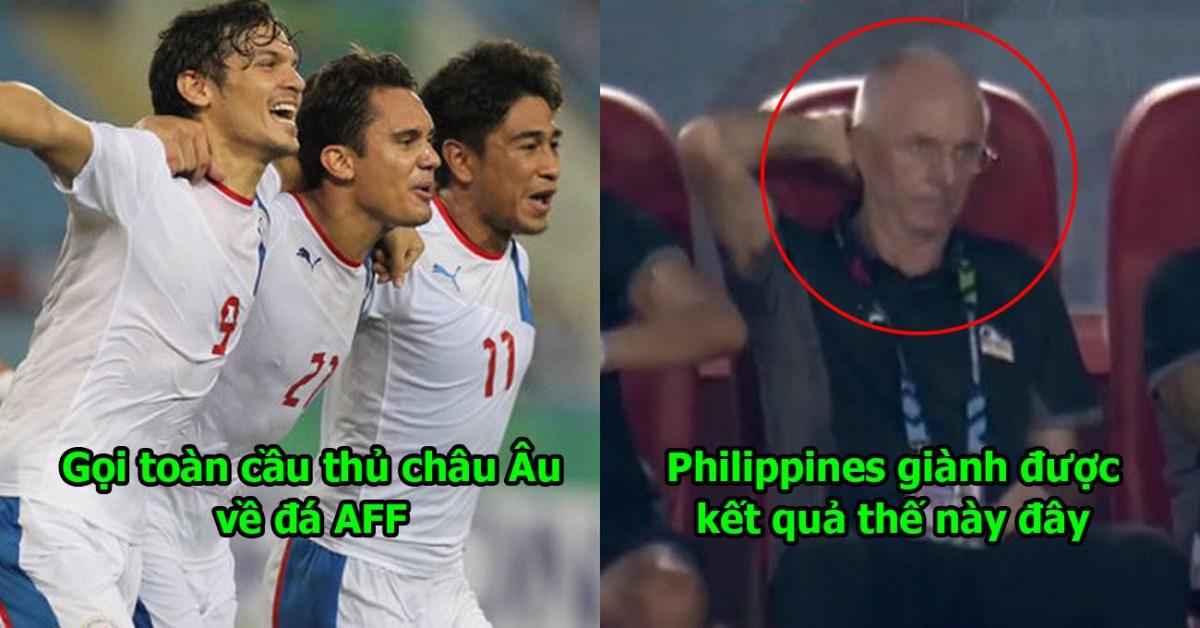Đội hình toàn siêu sao đẳng cấp, Philippines vẫn nhận kết quả bớt ngờ trong trận ra quân