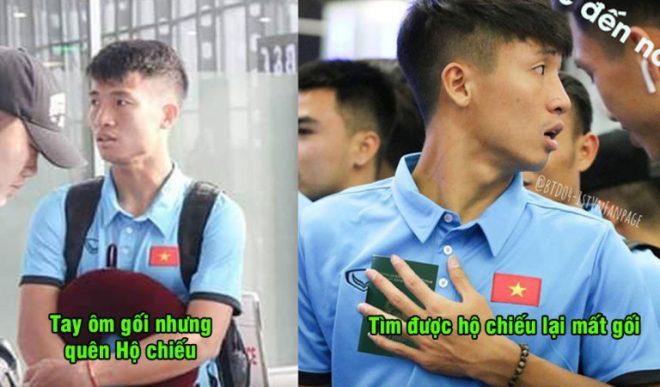 """Điểm danh dàn cầu thủ đẹp trai nhưng """"não cá vàng"""" của ĐT Việt Nam: Không thể nhịn nổi cười với Tiến Dũng"""