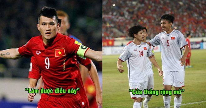 """Công Vinh: """"Chỉ cần làm được điều này,Malaysia chắc chắn sẽ thua Việt Nam"""""""