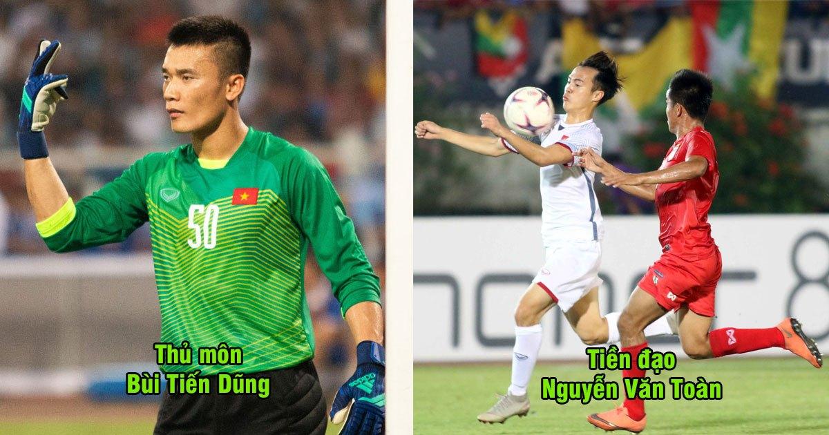 """Lộ diện đội hình ĐTVN trong trận tiếp đón Campuchia trên sân Hàng Đẫy: Cơ hội cho """"kép phụ"""" đây rồi"""