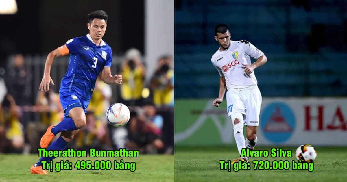 Top 10 cầu thủ đắt giá nhất ĐNA: Việt Nam không có tên một ai?