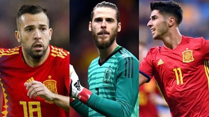"""Đội hình """"siêu tấn công"""" của Tây Ban Nha trước Croatia, sao trẻ Real lĩnh xướng hàng công"""