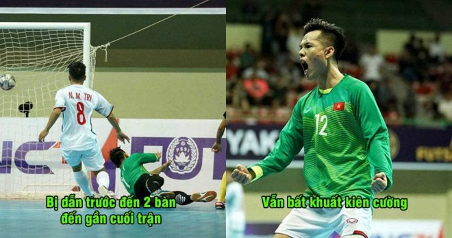 Không bỏ cuộc dù bị dẫn trước 2 bàn đến những phút cuối cùng, Việt Nam nhận kết quả không tưởng trước Malaysia