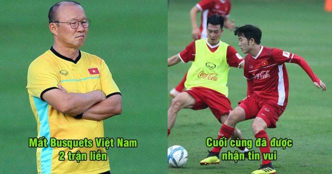 """Bỏ lỡ liên tiếp 2 trận đấu với Lào và Malaysia, """"Busquets Việt Nam"""" CHÍNH THỨC báo tin vui cho hàng triệu người hâm mộ"""