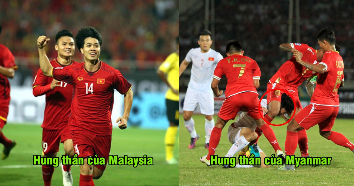 """Lộ diện cầu thủ Việt Nam là """"hung thần"""" của bóng đá Myanmar, trận tới Anh được ra sân thì chắc chắn thắng rồi!"""