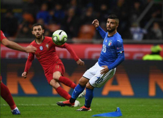 """Đá phòng thủ theo phong cách """"xe buýt 2 tầng"""", Bồ Đào Nha khiến Italia phải nếm trái đắng"""