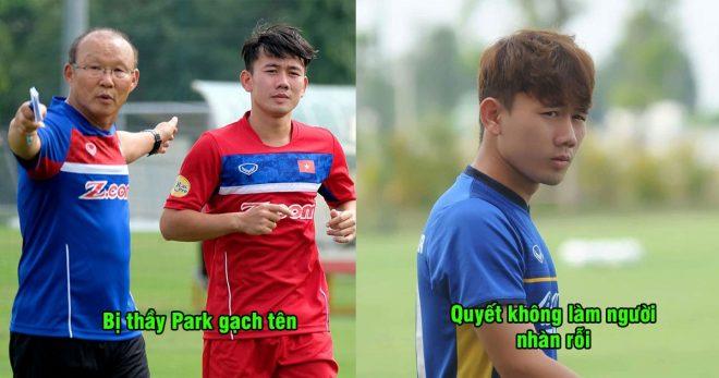 Buồn chán vì bị thầy Park gạch tên, Minh Vương đầu quân cho đội bóng mới để đá giải đấu tầm cỡ lớn