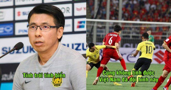 Bị bao người chê cười khi xếp đội hình không có tiền vệ phòng ngự, cuối cùng thầy Park chứng minh rằng ông chính là bậc thầy chiến thuật