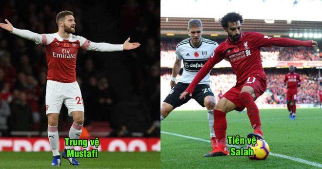 Đội Hình Khủng nhất Ngoại hạng Anh mùa này: Không có đến một cầu thủ nào của M.U?