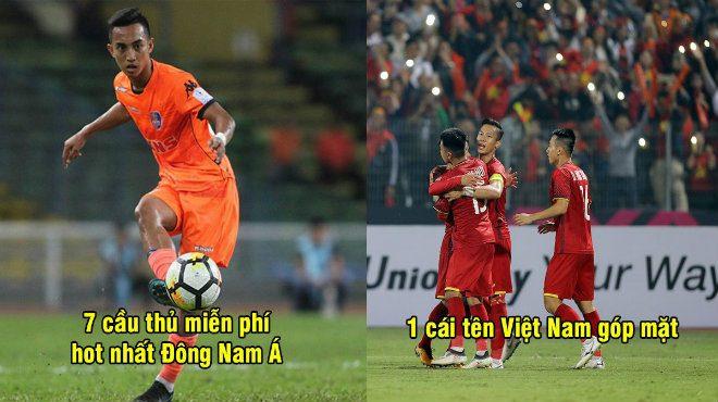 Báo châu Á bầu chọn 7 ngôi sao miễn phí HOT nhất ĐNÁ: Lá chắn thép Việt Nam góp mặt