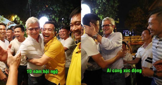 CHÙM ẢNH: Cuộc hội ngộ đầy xúc động của HLV Calisto cùng đội hình huyền thoại vô địch AFF Cup 2008