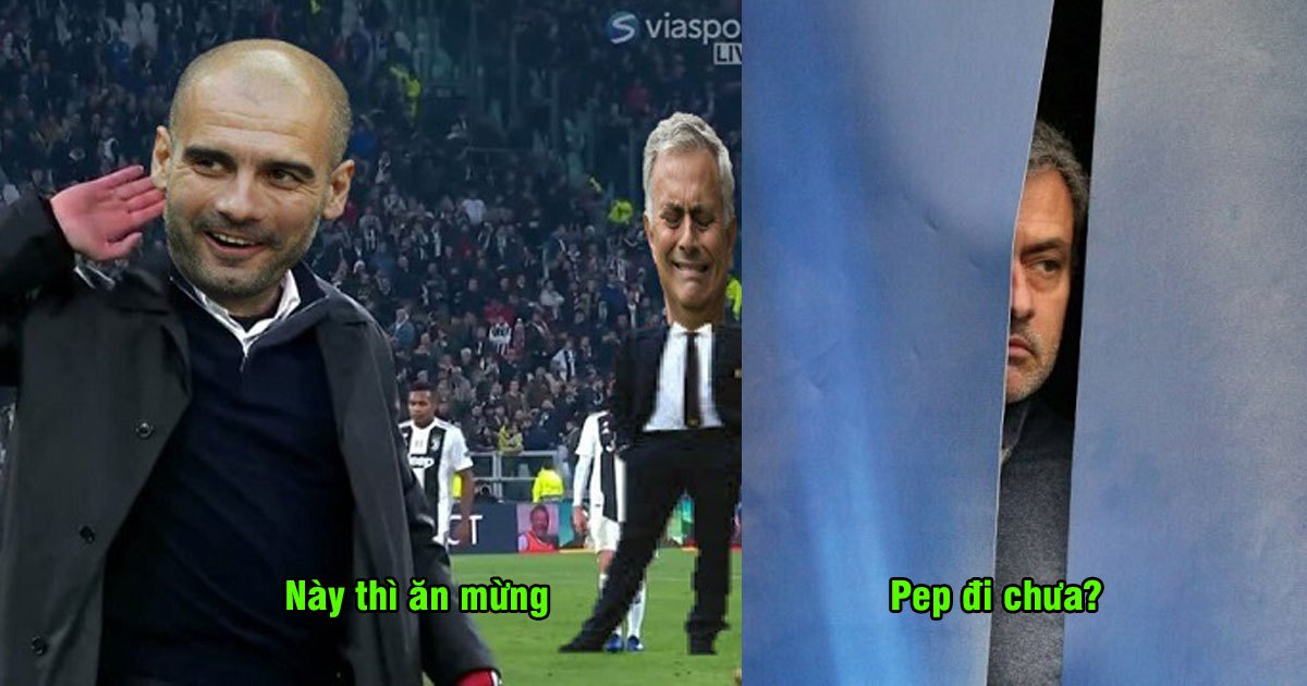 Cười vỡ bụng với chùm ảnh chế giễu thất bại của MU trước Man City: Mourinho tơi tả với cư dân mạng