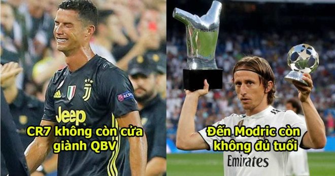 Thật bất ngờ khi Ronaldo, Messi bị loại khỏi top 3 QBV. Người đoạt giải không ai khác lại chính là kẻ đáng ghét nhất thế giới