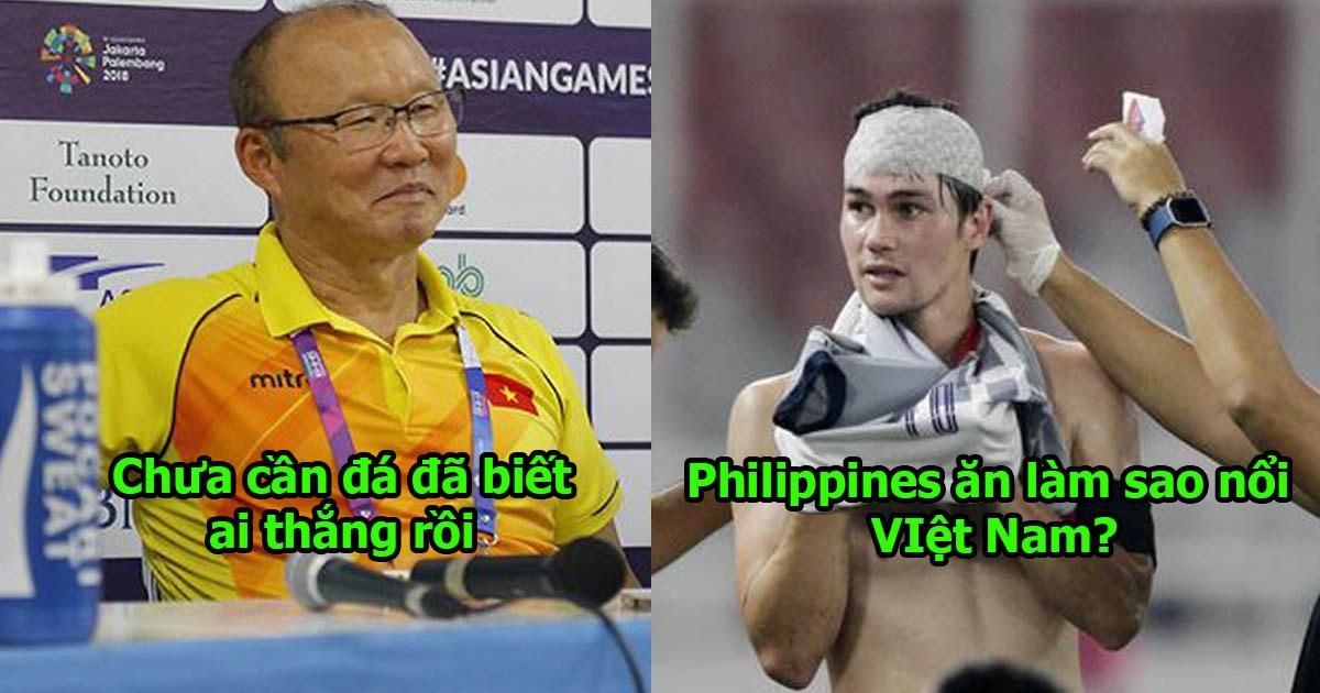 Philippines nhận tin sét đánh: Cầu thủ trụ cột nhập viện gấp, cơ hội giành chiến thắng của ĐTVN đây rồi
