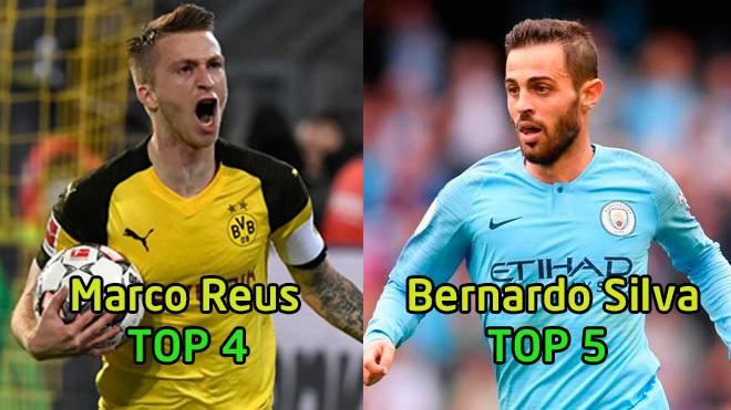 TOP 10 cầu thủ ấn tượng nhất tuần qua: Premier League chỉ 1 đại diện duy nhất