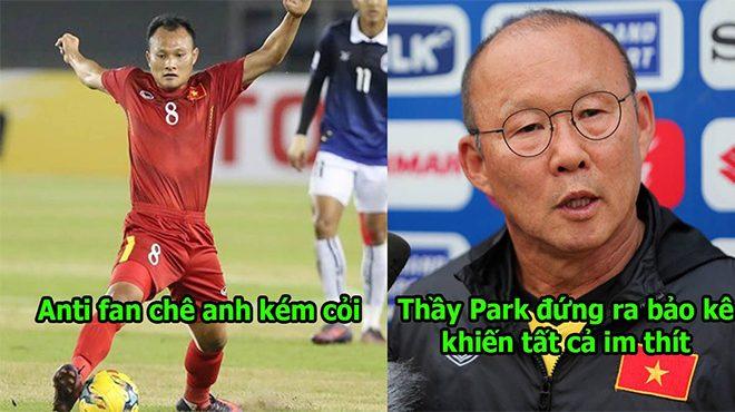 Thầy Park đích thân chỉ ra lý do ông ưu ái Trọng Hoàng hết mực, anti đọc được có mà tức sôi máu