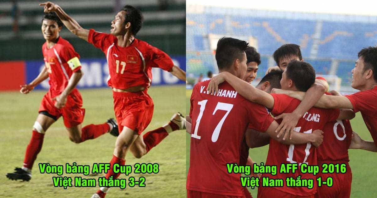 Nhìn lại 8 cuộc chạm trán giữa Việt Nam và Malaysia ở AFF Cup: Người Mã xác định ăn hành là vừa