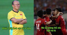 Đâu là cái tên khiến thầy Park cảm thấy lo lắng nhất trước trận đấu với Myanmar